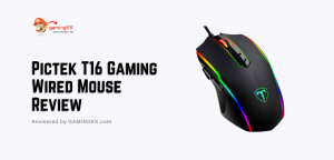 Pictek T16 Gaming Wired Mouse Review