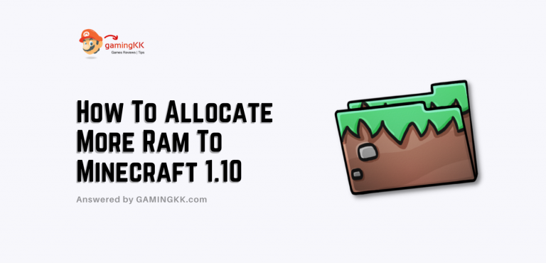 How To Allocate More Ram To Minecraft 1.10