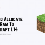 How To Allocate More Ram To Minecraft 1.14