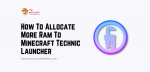 How To Allocate More Ram To Minecraft Technic Launcher