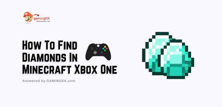 How To Find Diamonds In Minecraft Xbox One