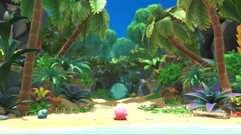 Kirby's Next Game Goes 3D For First Time, And It Looks Sick