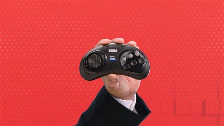 Japan's Switch Online Service Gets The Six-Button Sega Mega Drive Controller