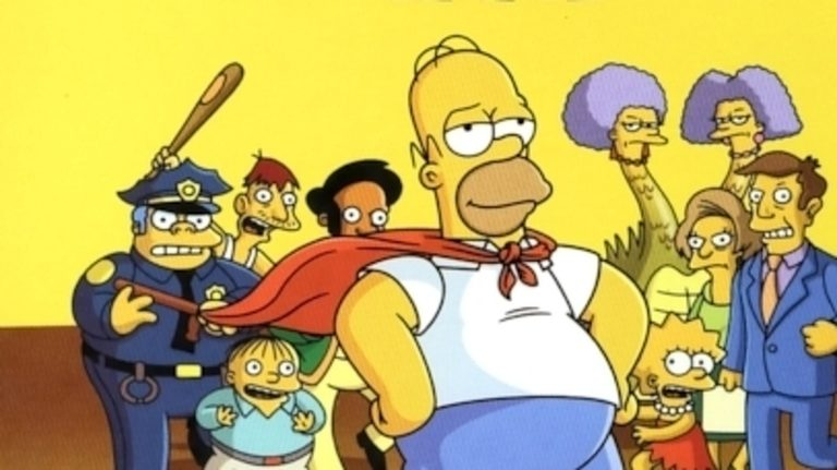 How The Simpsons Game has haunted me since 2008 • Eurogamer.net