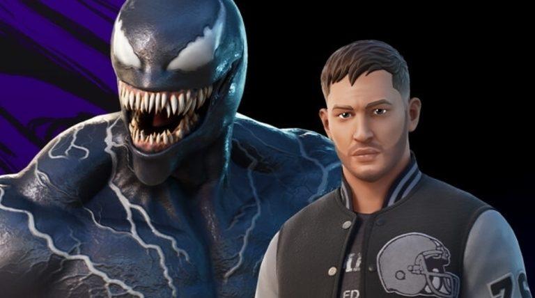 Tom Hardy is now in Fortnite • Eurogamer.net