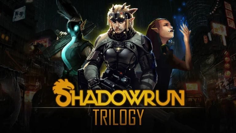 The Shadowrun Trilogy Is Coming To Nintendo Switch In 2022