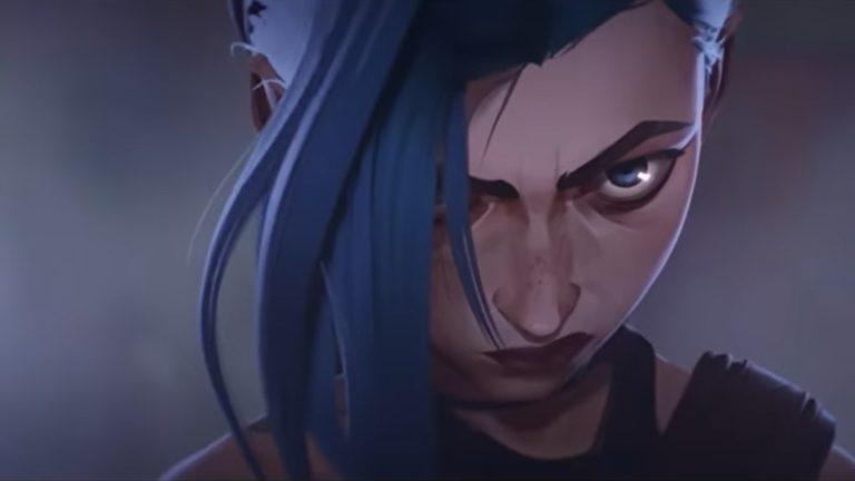Arcane, Netflix's League of Legends animated series, kicks off in November • Eurogamer.net