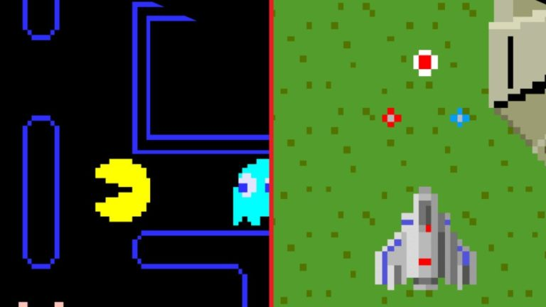 Two Namco Classics Join Hamster's Arcade Archives This Week