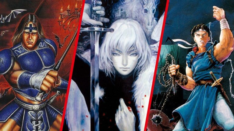 Best Castlevania Games On Nintendo Consoles