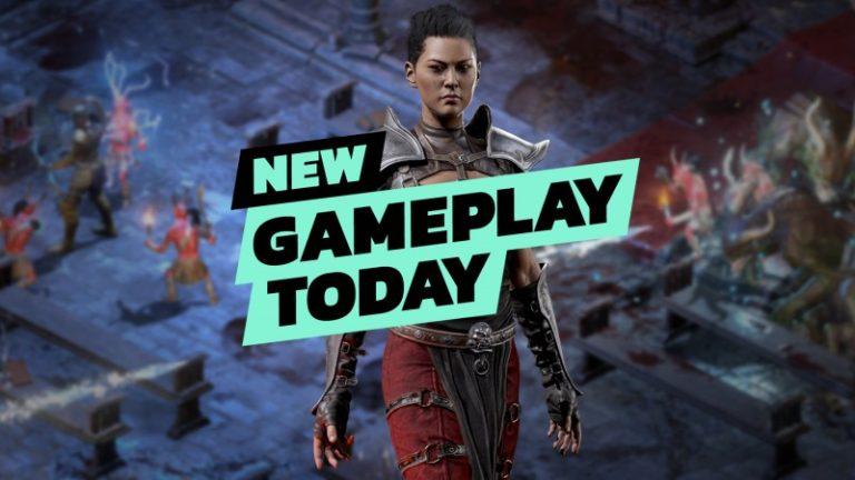 Diablo II: Resurrected Assassin Class | New Gameplay Today