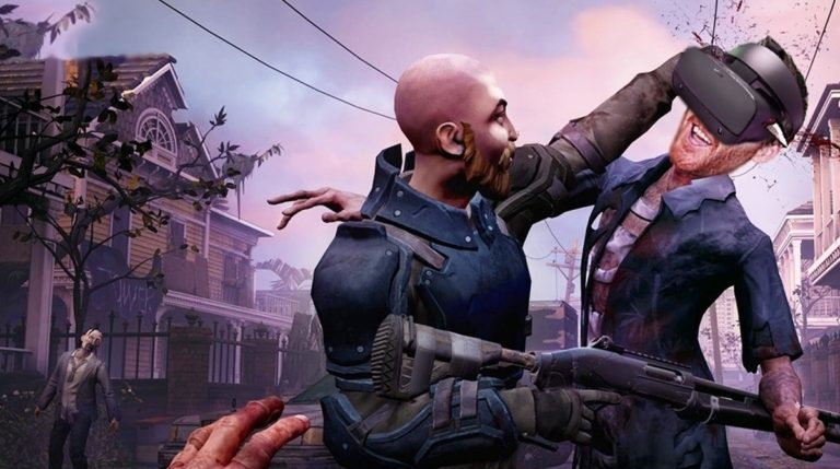 Saints & Sinners free Aftershocks DLC is the perfect excuse to revisit zombie-infested New Orleans • Eurogamer.net
