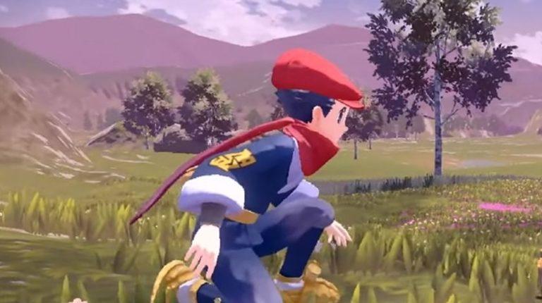 Arceus trailer shows boss battles • Eurogamer.net