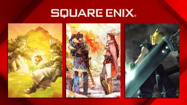 Latest Square Enix Switch Sale Offers Up To 60% Off