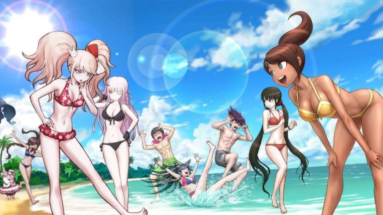 Danganronpa S: Ultimate Summer Camp Will Have Gacha-Style Microtransactions
