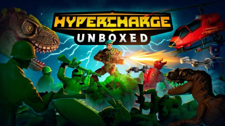 """The Toy-Themed Shooter Hypercharge: Unboxed Just Got Its """"Biggest"""" Switch Update Ever"""