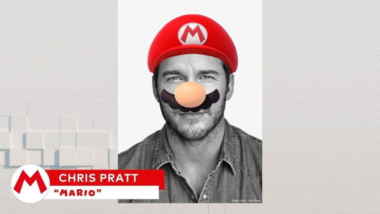 Somebody Guessed Chris Pratt Would Be Cast As Mario In 2020