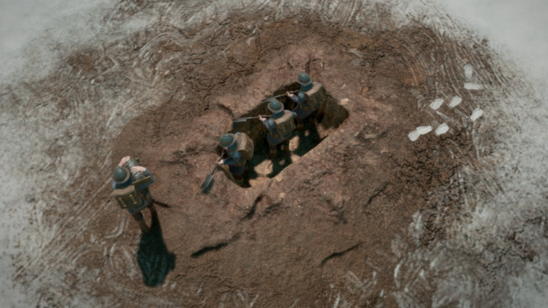 Four years in, Foxhole now has Foxholes