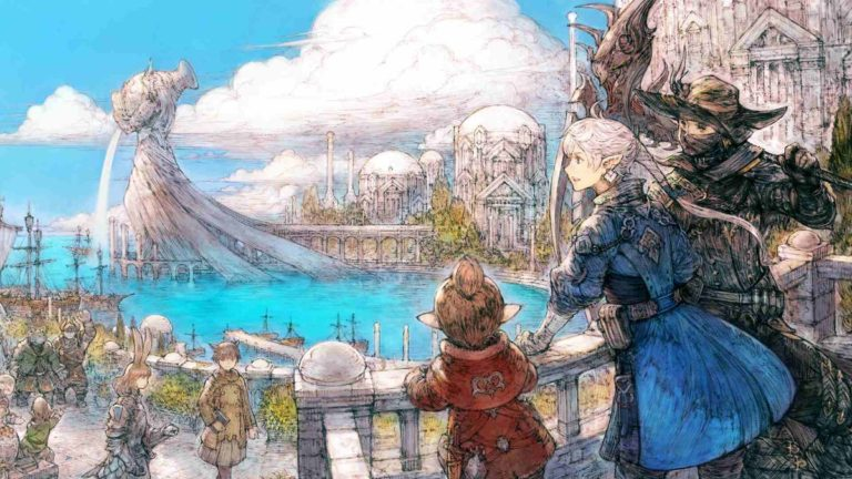 Square Enix Not Removing Belts From Final Fantasy XIV