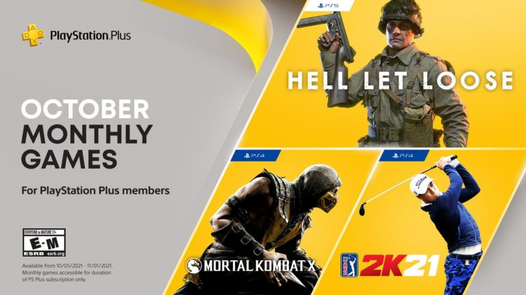 Hell Let Loose, PGA Tour 2K21, Mortal Kombat X – PlayStation.Blog