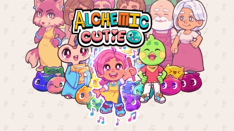 Alchemic Cutie Is Now Available For Xbox One And Xbox Series X S