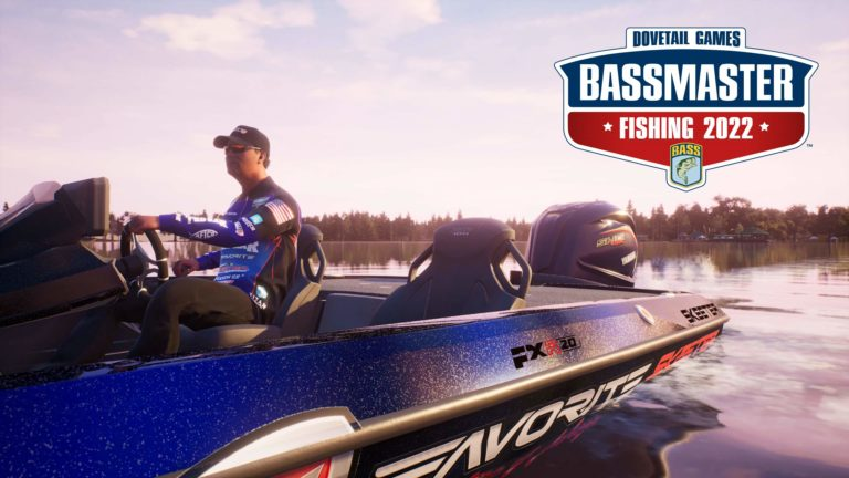 Bassmaster Fishing 2022 Launching Day One with Xbox Game Pass on October 28