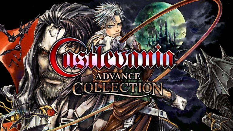 Four Beloved Castlevania Games Available Now on Xbox