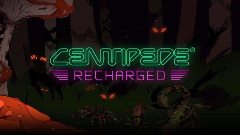Centipede: Recharged Is Now Available For Xbox One And Xbox Series X S
