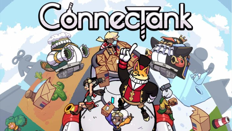 ConnecTank Is Now Available For Xbox One And Xbox Series X|S