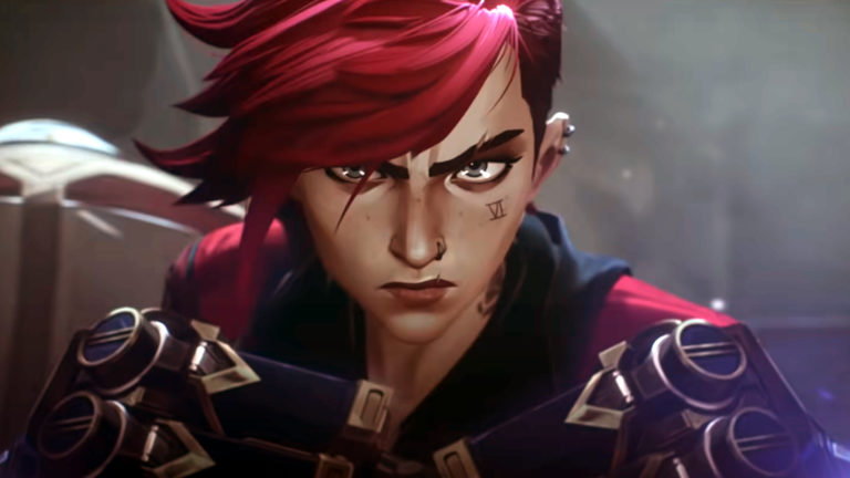 League of Legends Arcane show starts in just over a month