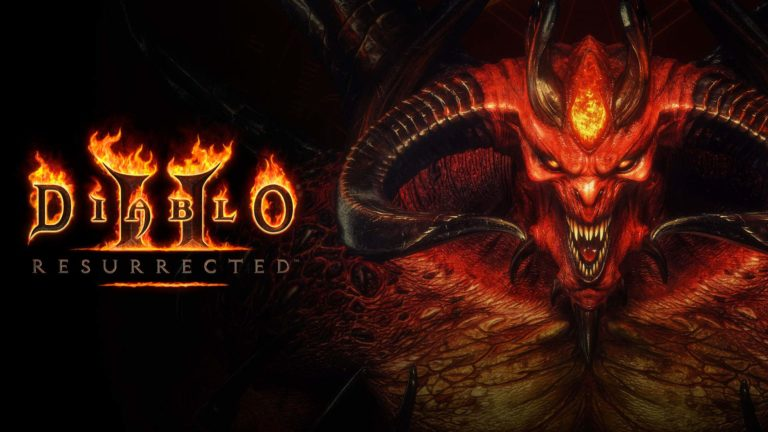 Diablo II: Resurrected Now Available for Xbox Series X S and Xbox One