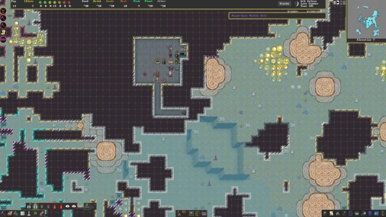 This new Dwarf Fortress video has me more excited than ever for the graphical update