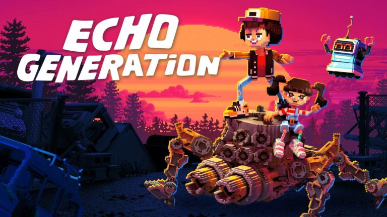 Echo Generation Arrives with Xbox Game Pass on October 21