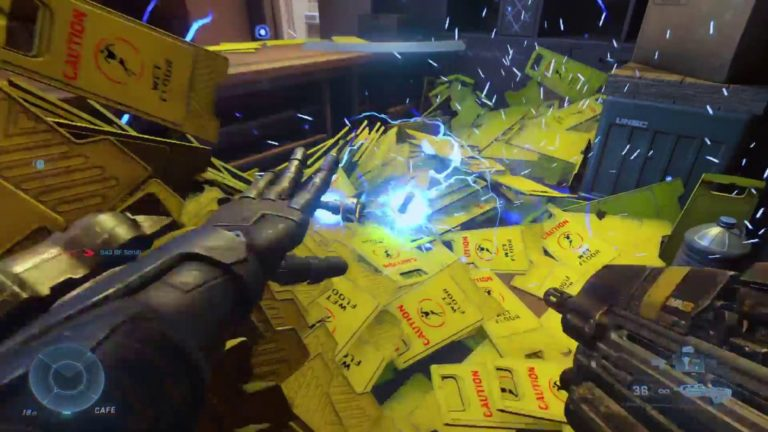 Amazing Halo Infinite bugs are already rolling in