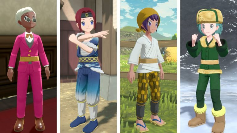 Video: New details and trailers for Pokemon Brilliant Diamond & Shining Pearl and Pokemon Legends: Arceus
