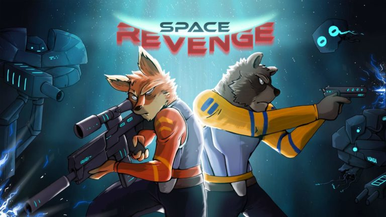 Space Revenge Is Now Available For Xbox One And Xbox Series X|S