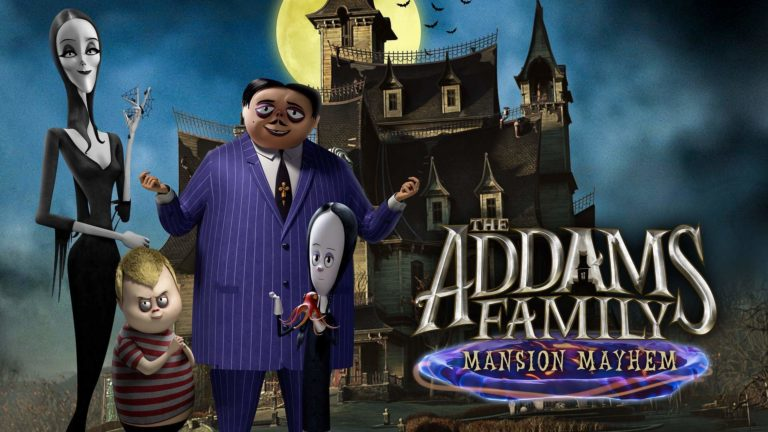 The Addams Family: Mansion Mayhem Is Now Available For Xbox One And Xbox Series X S