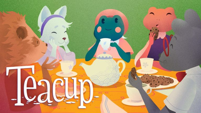 Teacup Available Now for Xbox One and Xbox Series X S