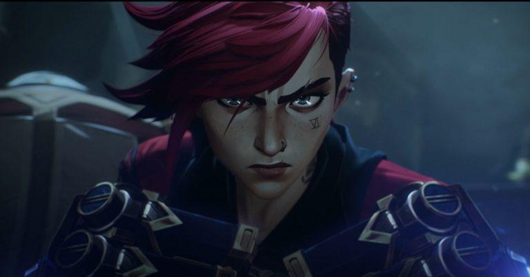 Arcane: League of Legends' wild trailer, Netflix release date revealed