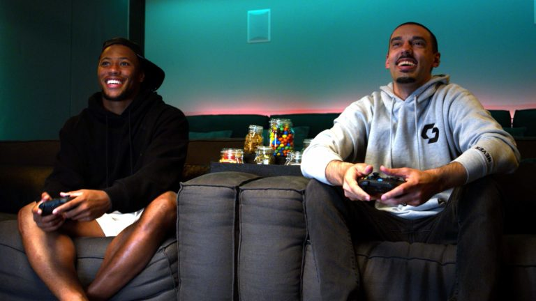 Xbox Sessions: Saquon Barkley and GoodGameBro Go Head-to-Head in Madden NFL 22
