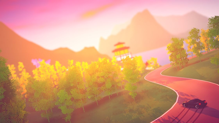 Art of Rally is coming to PlayStation consoles
