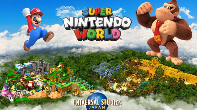 A Donkey Kong Themed Area Is Coming To Universal Studios Japan