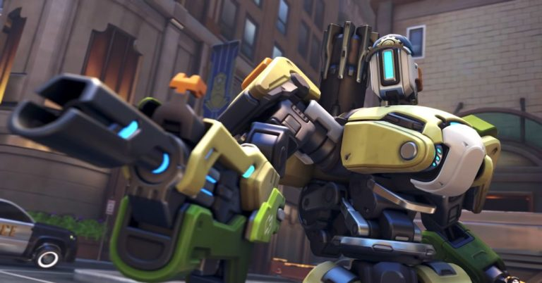 Overwatch 2 reworks for Bastion and Sombra revealed