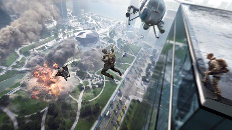 Battlefield 2042 beta coming October 6
