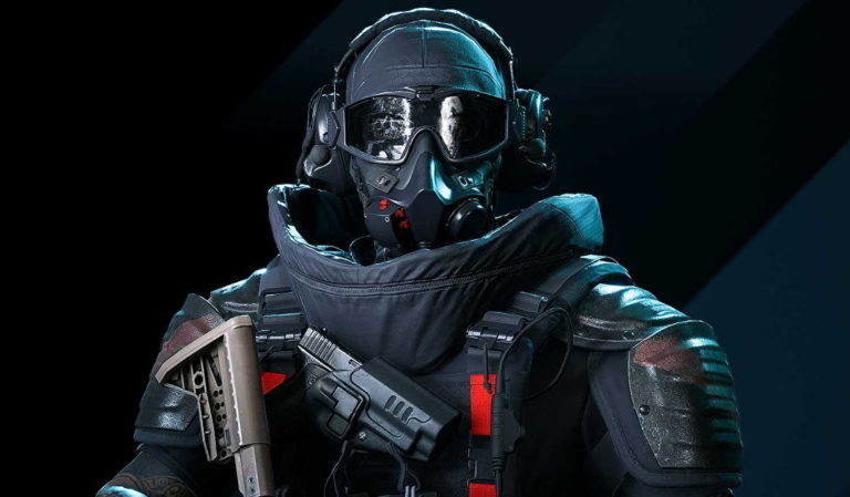 Here's our first look at Battlefield 2042's weapon and character skins