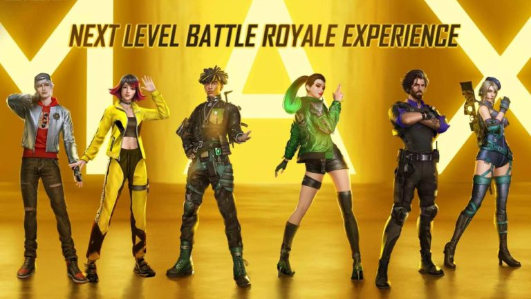 Garena Free Fire Max now available for download, but you still can't play it