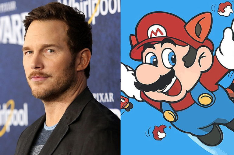 Chris Pratt talks about his love of Mario and says his new role is a personal dream come true