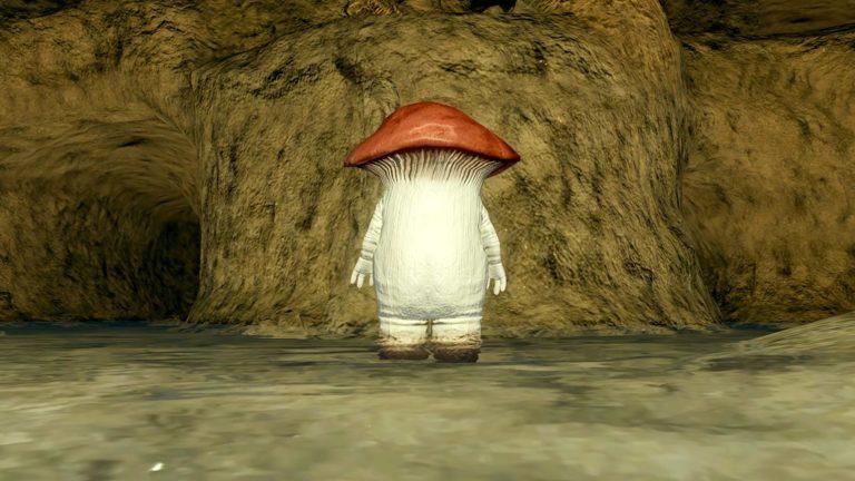 An ode to Dark Souls' mushroom lads
