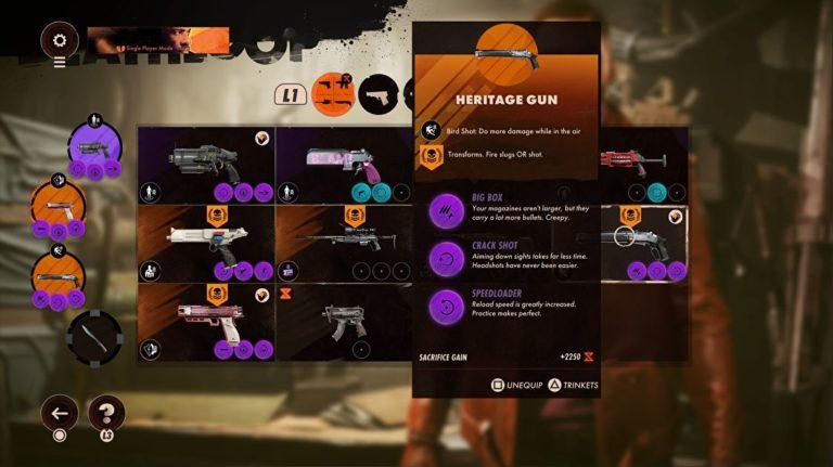 How to get the Best Legendary Weapons in Deathloop