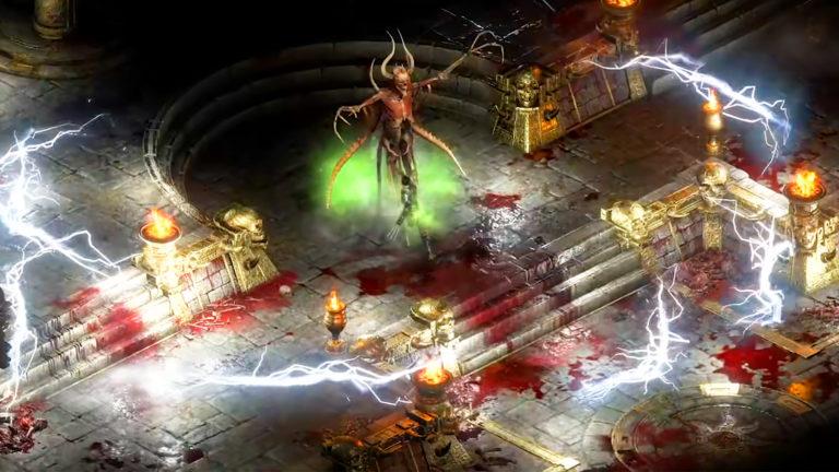 The best Diablo 2 Resurrected Assassin build