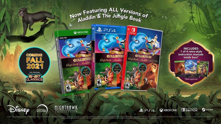 Video: Disney Classic Collection officially announced for November, upgrade path available
